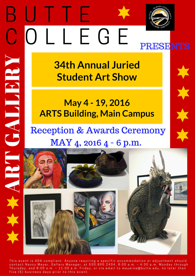 34th student award show