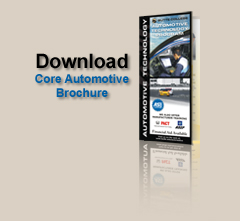 Download the Core Automotive Technician Brochure