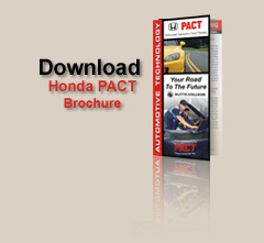 Honda PACT Brochure