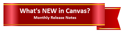 Release Notes for Canvas