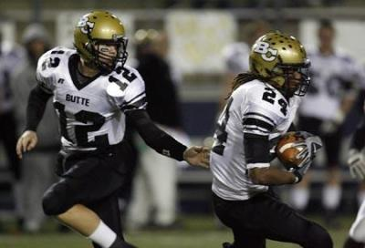 Butte College Roadrunners Football
